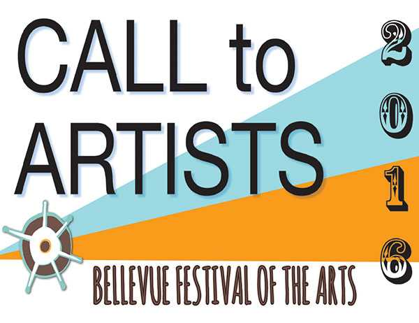 official Bellevue Festival of the Arts postcard