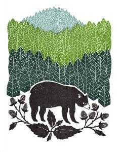 Clare Carpenter-Printmaking