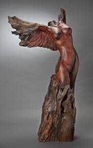 Crystal Lockwood-Sculpture