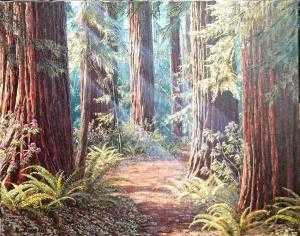 Dusty Kinman-Painting
