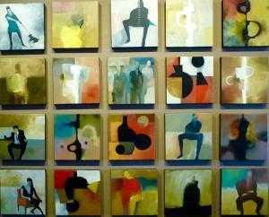 HANS LADISLAUS-Painting