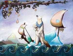 Jesse Link-Painting