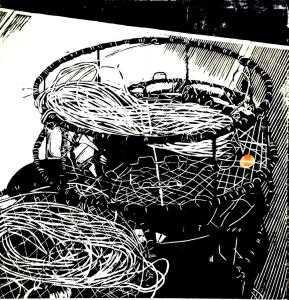 Karen Klee-Atlin-Printmaking