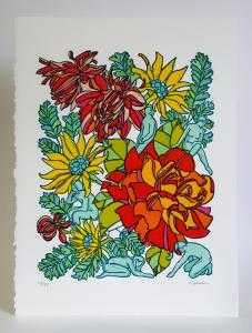 Katie Dean-Printmaking