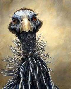 Sandy Tweed-Painting